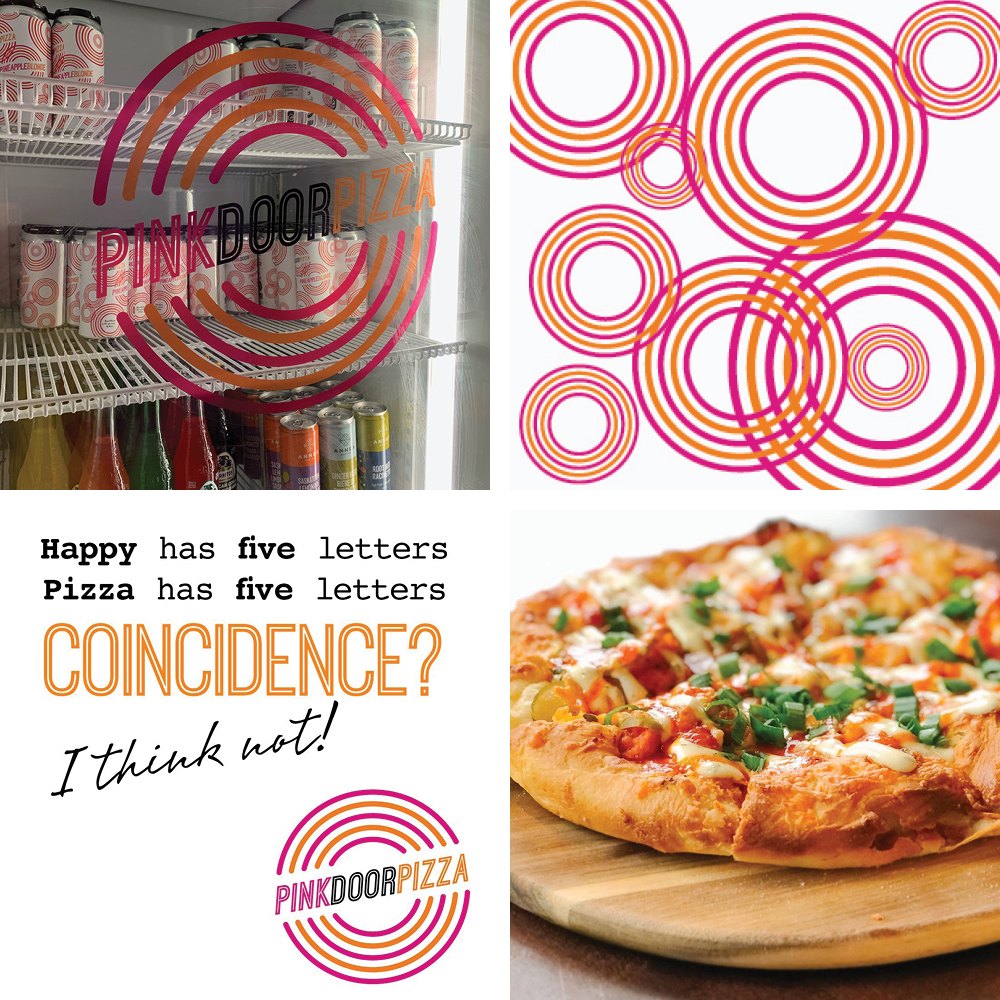 Pink Door Pizza